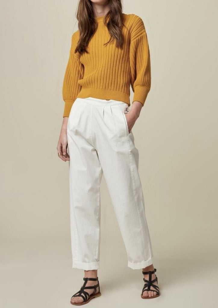 Pants | Balthazar (White)