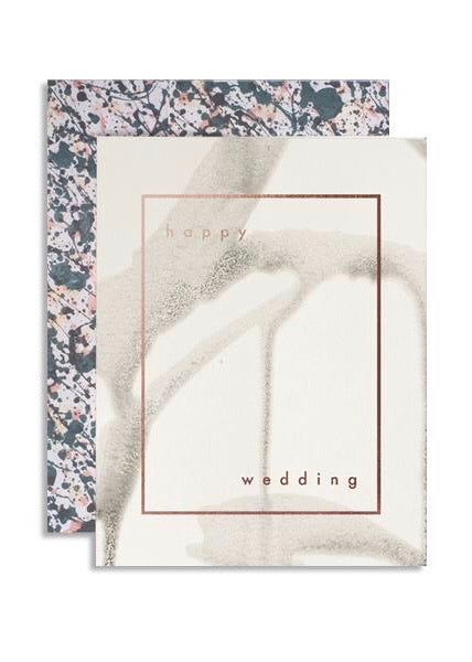 Card | Happy Wedding