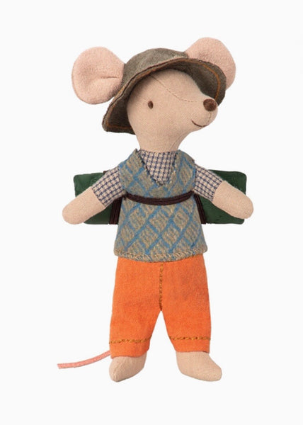 Soft Toy | Hiker Mouse (Big Brother)