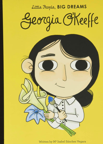 Book | Georgia Okeeffe (Little People, Big Dreams)