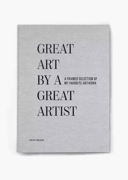 Book | Great Art by A Great Artist