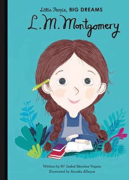 Book | L.M. Montgomery (Little People, Big Dreams)