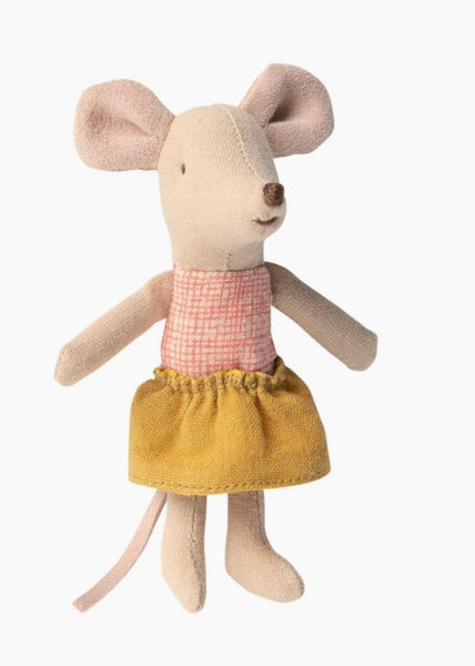 Soft Toy | Little Sister Mouse