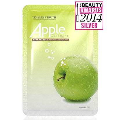 Apple Collagen Bio Cellulose Mask