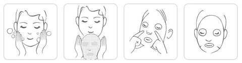 How To Use - Soft Touch Mask