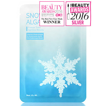 Glacial Snow Algae Bio Cellulose Mask by Timeless Truth