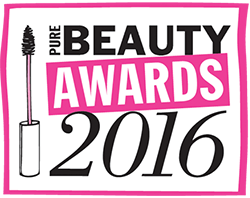 UK Pure Beauty Award 2016 Silver - Best New Anti-Aging Product Mask