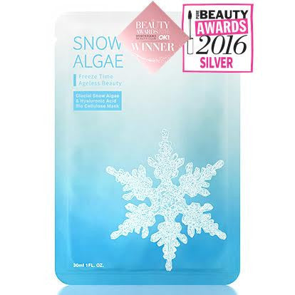 Snow Algae Moisturizing Anti-Aging Mask