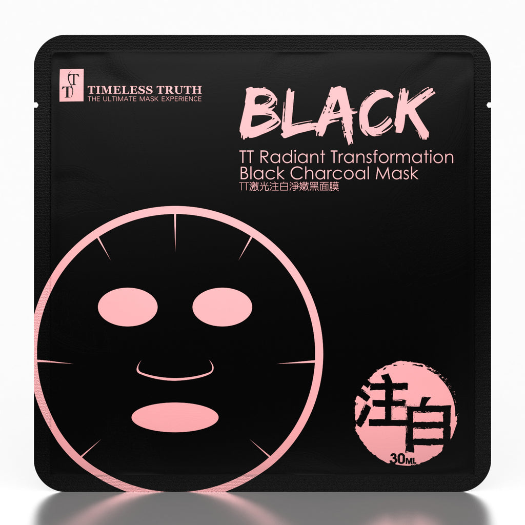 Radiant Transformation Black Charcoal Mask