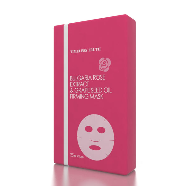 Bulgaria Rose Extract and Grape Seed Oil Firming Mask