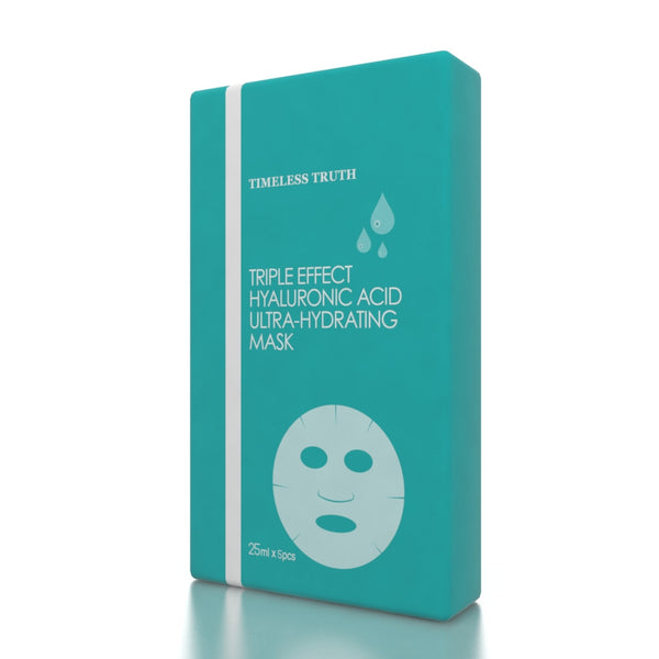 Triple Effect Hyaluronic Acid Ultra-Hydrating Mask