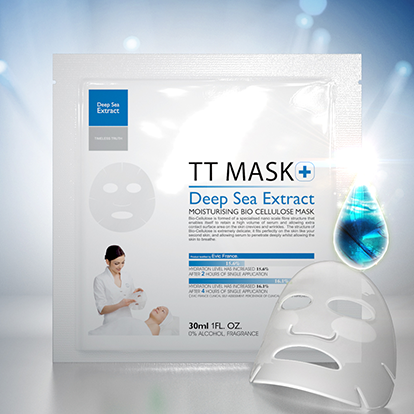 Deep Sea Extract Moisturizing Mask