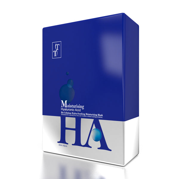 Hydra-Soothing Moisturizing Bio Cellulose Mask