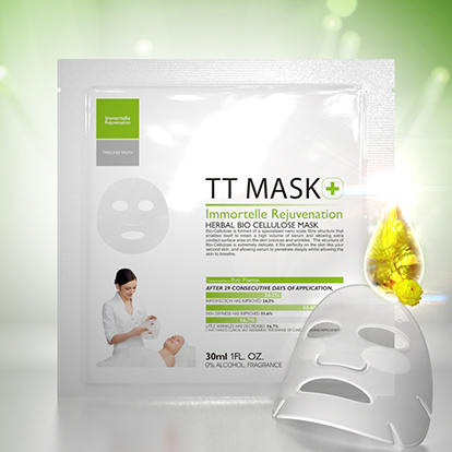 Immortelle Rejuvenation Herbal Mask