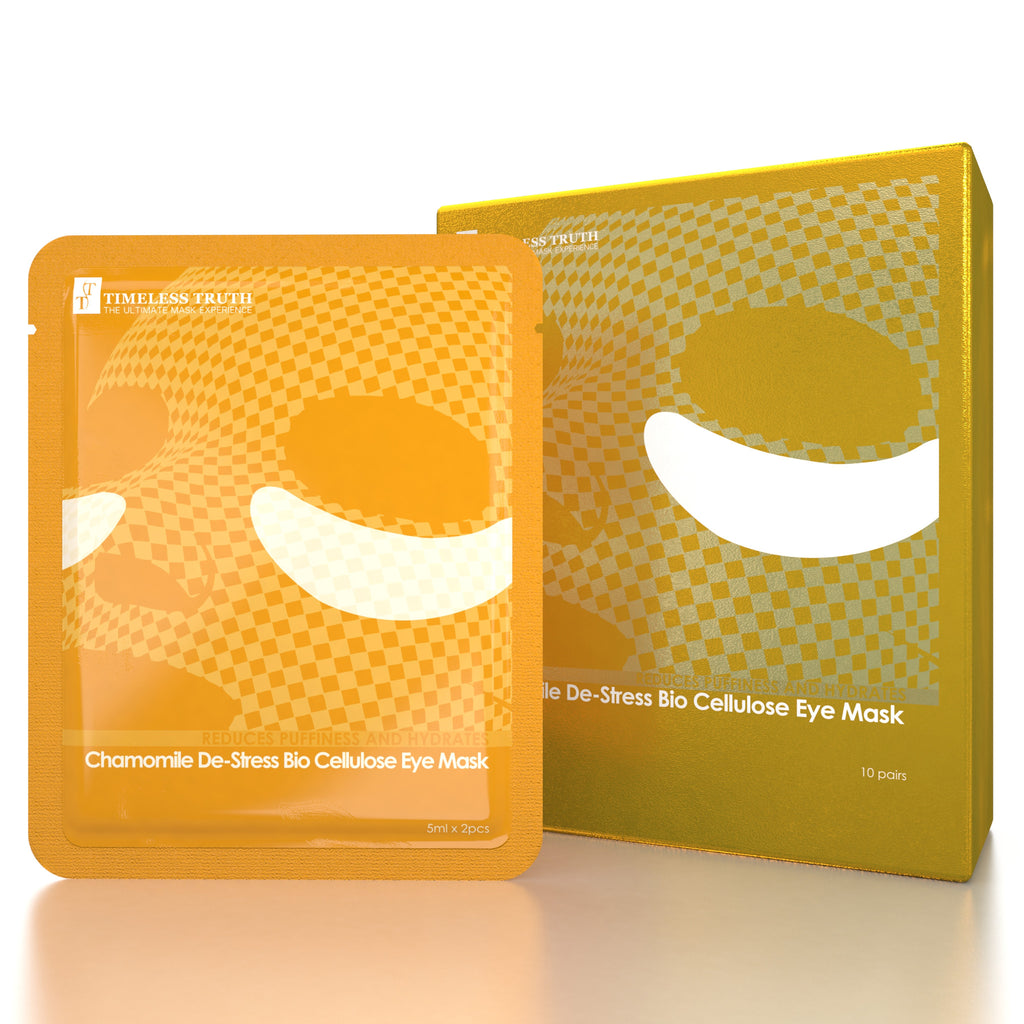 Chamomile De-Stress Bio Cellulose Eye Mask