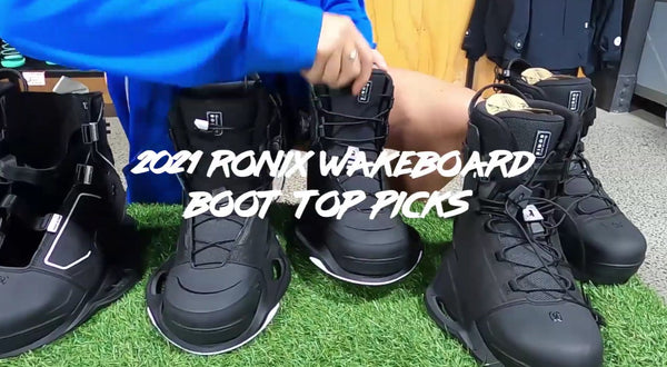 2021 RONIX WAKEBOARD BOOTS TOP PICKS REVIEW