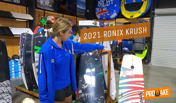 HOW TO CHOOSE A BEGINNER WOMENS BOAT WAKEBOARD