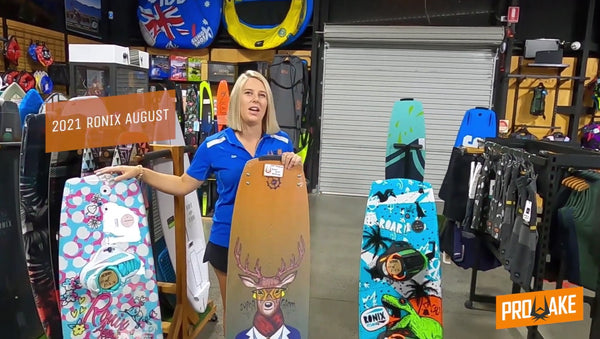 2021 KIDS WAKEBOARDS FOR PARK AND BOAT