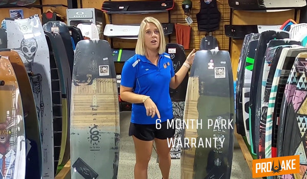 2021 RONIX TOP NOTCH AND TOP NOTCH PRO WAKKEBOARD REVIEW