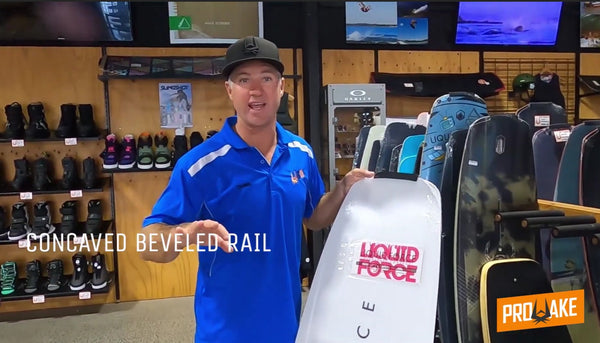 2021 LIQUID FORCE RAPH WAKEBOARD REVIEW