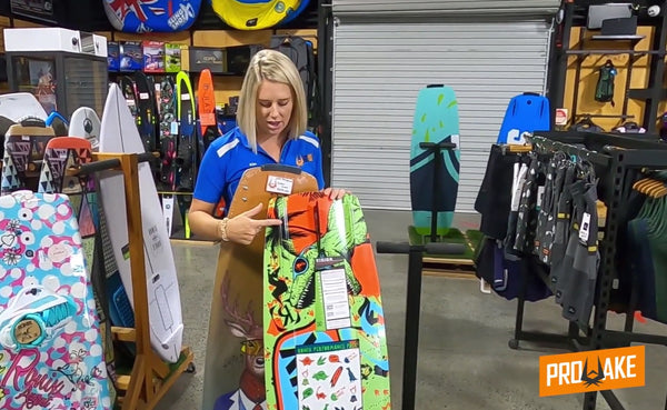 2021 KIDS WAKEBOARDS PARK AND BOAT REVIEW