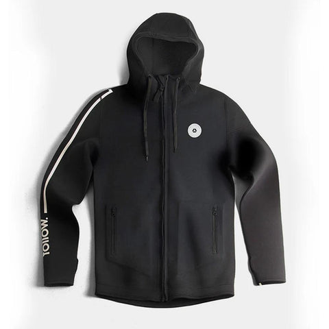 2021 Follow Layer 3.1 2 Twelker Neo Hoodie - Black