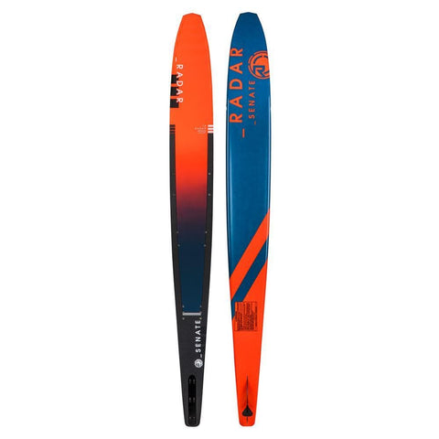 2019 Radar Alloy Senate - Caffeinated Orange/Steel Blue Ski