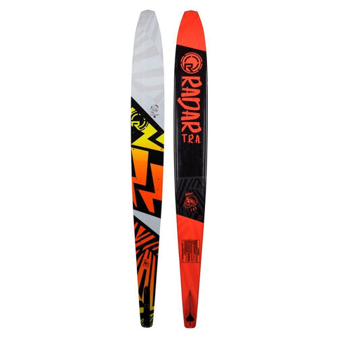 2019 Radar Total Radar Awesomeness - Orange Fade / White / Black Ski