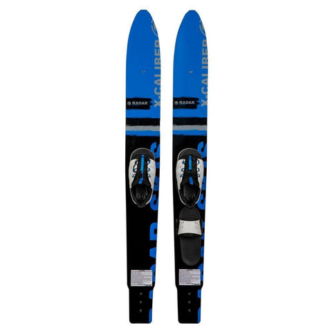 2019 Radar X-Caliber Combos Skis With Cruise Binding - Blue / Black