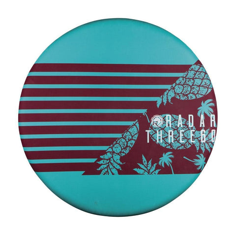 2019 Radar Three60 Disc - Mint / Red / Tropical