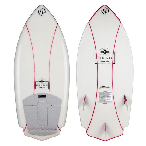 2019 Ronix Women's Naked Technology - Potbelly Rocket Wakesurfer - 4' 3''