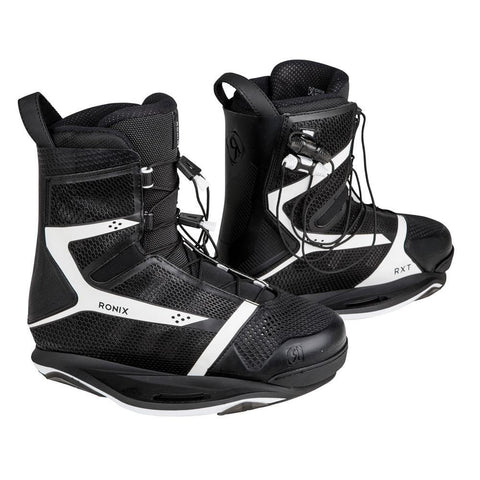 2019 Ronix RXT - Naked Black / Bright White - Intuition Boots