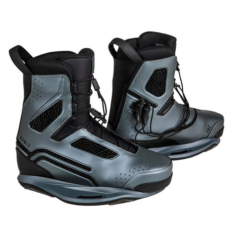 2019 Ronix One  - Space Craft Grey / Black  - Intuition Boots