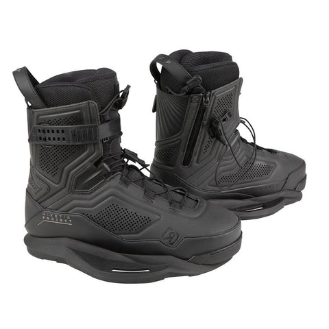 2019 Ronix Kinetik Project Exp  - Black - Intuition Boots