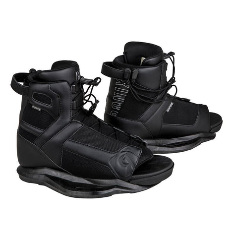 2019 Ronix Divide  - Black Boots
