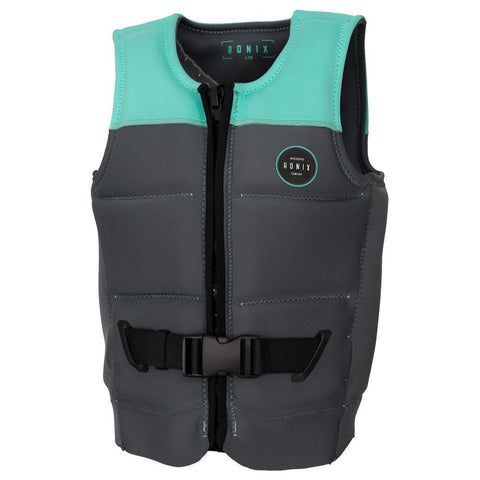 2019 Ronix Signature L50S Womens Vest - Grey / Mint