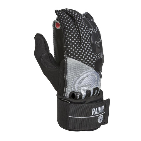 2019 Radar Vice - Inside-Out Glove - Black / Silver