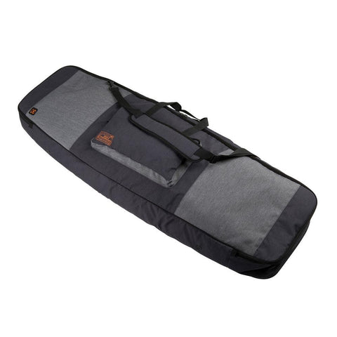 2019 Ronix Batallion Padded Bag - Heather Charcoal / Orange