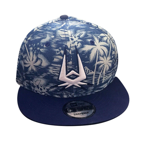 "ProWake ""Next Chapter"" New Era Snapback Blue/Tropical"