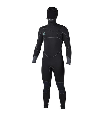 2019 Ride Engine Apoc 5/4 FZ Hooded Full Wetsuit