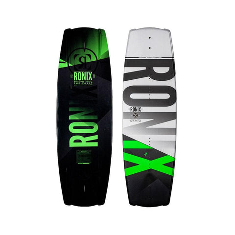 2020 Ronix Vault Wakeboard - White / Black / Green