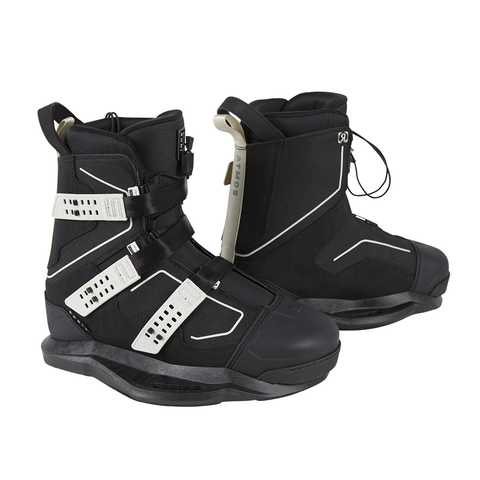 2021 Ronix Atmos EXP Boots - Deep Teal / Sand