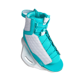 2021 Ronix Luxe Boots - White / Blue Orchid
