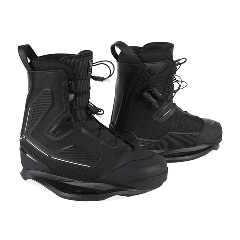 2021 Ronix One Boots - Black / White Elephant
