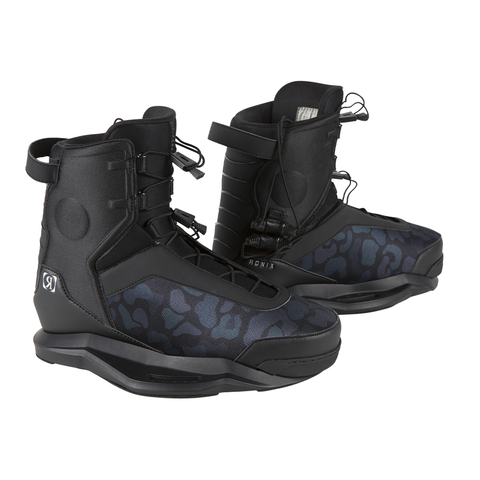 2021 Ronix Parks Boots - Night Ops Camo
