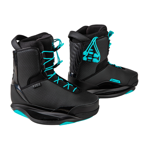 2021 Ronix Signature Boots - Black / Metallic Color-Shift
