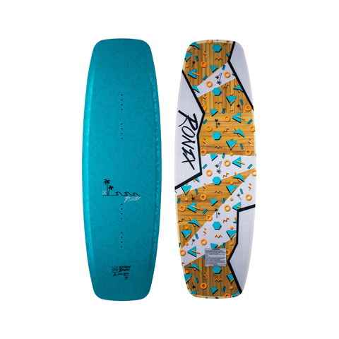 2021 Ronix Spring Break Wakeboard - Vacation Blue