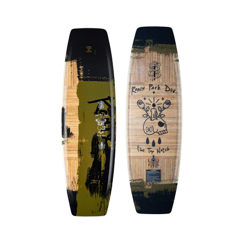 2021 Ronix Top Notch Pro Wakeboard - Olive
