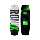 2021 Ronix Vault Wakeboard - White / Black / Green