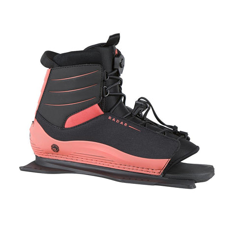 2021 Radar Lyric Ski Boot - Coral / Black